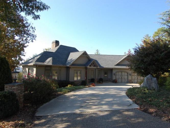 Custom Home Enjoys Superb Long Lake Vista For Sale In