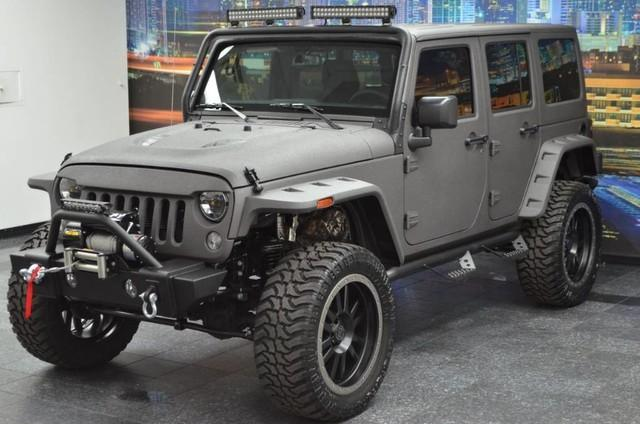 custom kevlar 2016 jeep wrangler sport 4x4 lifted wheels. Black Bedroom Furniture Sets. Home Design Ideas