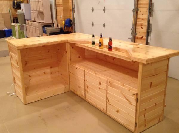 Custom Made Bars Mancaves For Sale In Dayton Minnesota