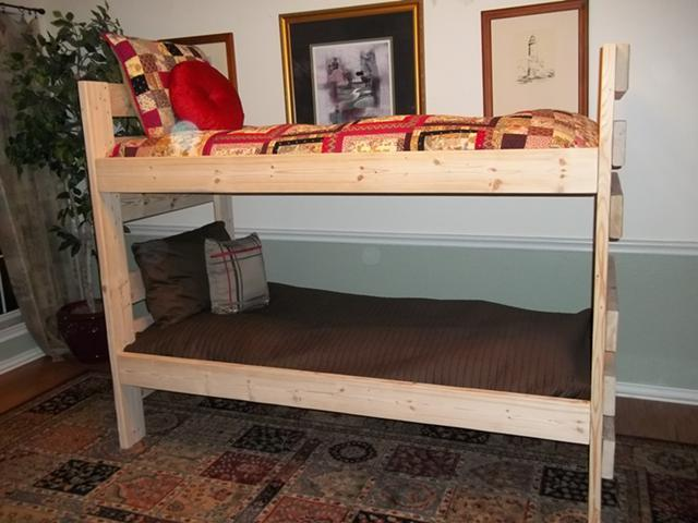 Custom Made Bunk Beds for Sale in Weatherford, Texas Classified ...