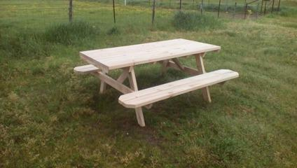 Custom Made Picnic Tables For Sale In Longview Texas Classified - Long picnic table for sale