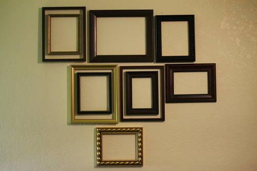 **Custom made Wall frames at 70% OFF RETAIL**