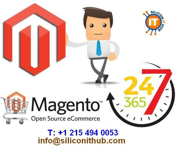 Custom Magento web Development At Cost Effective Prices