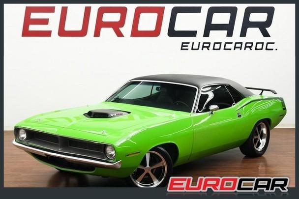 Cuda 572 All Aluminum Hemi 2010 Mopar Performance Show Car For Sale