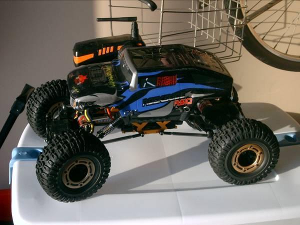 Custom Rc Rock Crawler Moa For Sale In Owensboro Kentucky