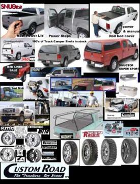 Custom Road Truck Accessories And Equipment New Amp Used
