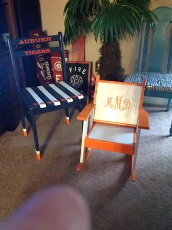 Custom Rockers order now for Christmas - $45