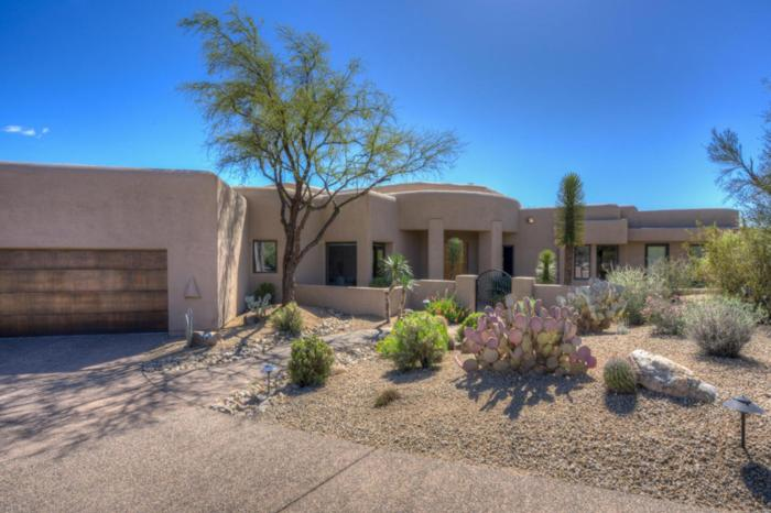 custom soft contemporary home in the boulders for sale in scottsdale arizona classified