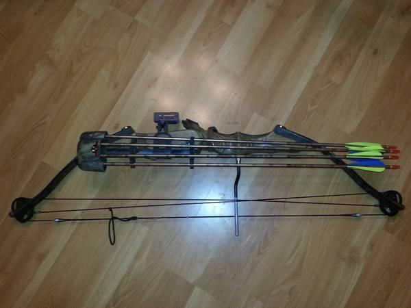 Custom Stewart Compound Bow for Sale or trade - $350