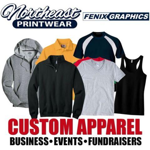 CUSTOM TSHIRTS / T-SHIRTS, HOODIES & SWEATSHIRTS (NO