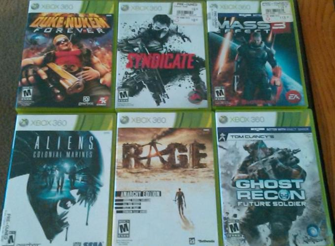 Custom xbox 360 with 12 games for Sale in Brooksville, Florida ...