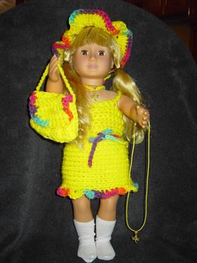 Cute Clothes On Sale Cute Crochet inch doll