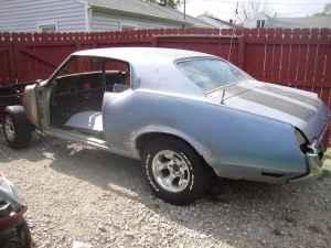 Junk Yards Dayton Ohio >> Cutlass Parts Car Junk Yard Soon Vandalia For Sale In