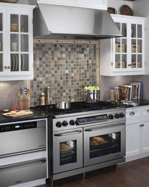Dacor Epicure Ehd4818sch 48 Inch Wall Mount Kitchen