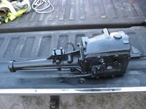 Dagenham rare Ford 4-speed manual transmission - $400 (Wilmington, NC)