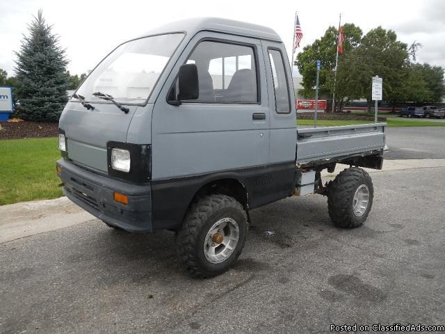 Daihatsu Hijet Mini Truck For Sale In Byron Center