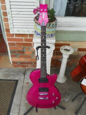 Daisy Rock Rock Candy Classic Electric Guitar Atomic