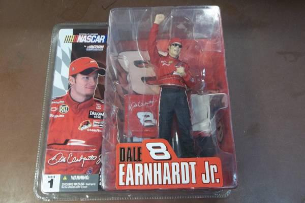 Dale Earnhardt Jr. Action Figure 8 - $20