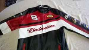 dale earnhardt jr jacket - $200 sleepy eye