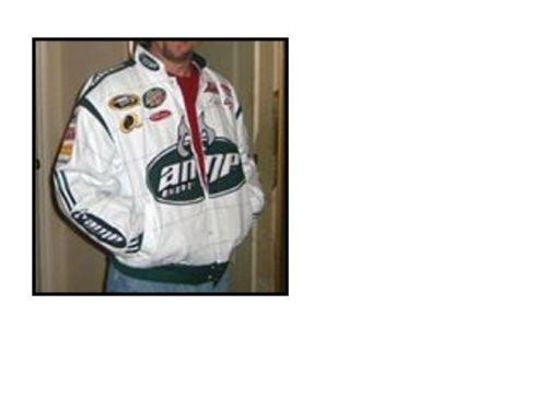 Dale Earnhardt Jr. NASCAR Jacket Large