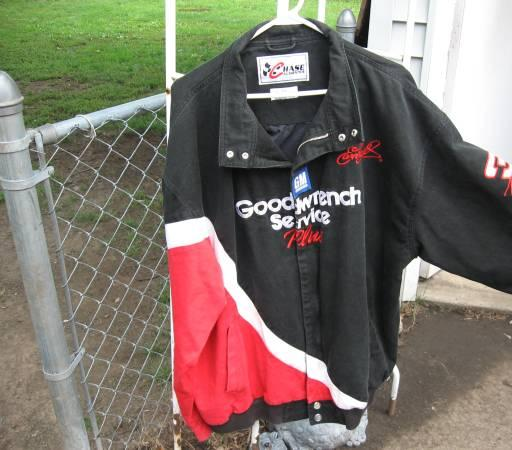 DALE EARNHARDT SR JACKET SIZE 2XL - $15
