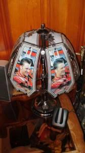 dale earnhardt touch lamp mt gilead for sale in