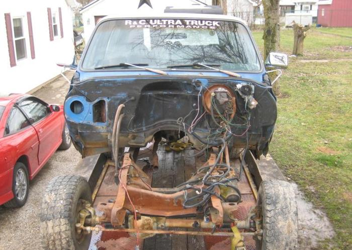 dana 44 6 lug chevy 4x4 muncie in for sale in muncie indiana. Cars Review. Best American Auto & Cars Review