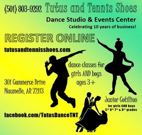 ~*Dance Class for Kids*~ Register for Fall Classes!!