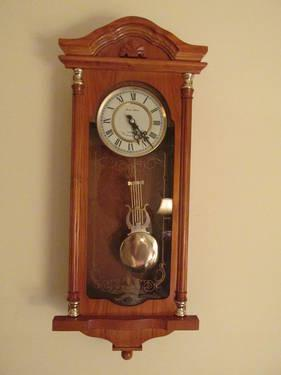 Daniel Dakota Westminster Chime Wall Clock for Sale in Hillsboro
