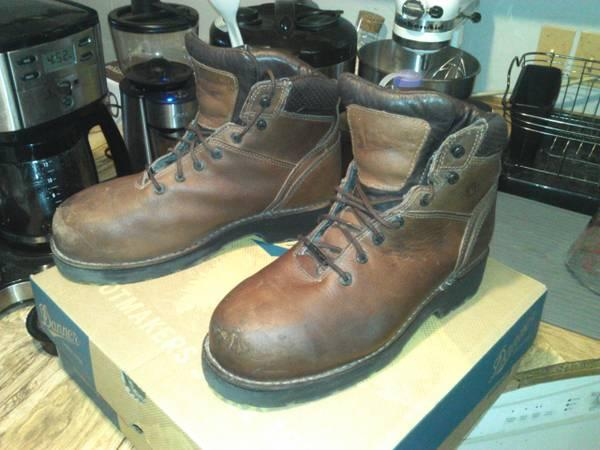 Danner Workman Gtx Safety Toe Work Boots Size 12 For