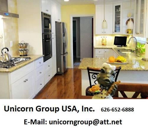 White Kitchen Cabinets For Sale: Dark Espresso/White Shaker Kitchen Cabinets For 10x10