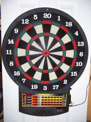 Dart Board Game Electronic New For Sale In Norman