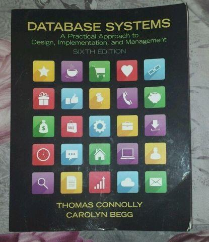Database Systems: A Practical Approach to Design 6th