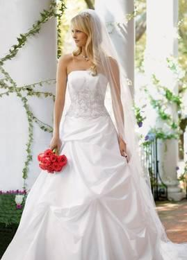 Davids bridal wedding dress for sale in west palm beach for Wedding dresses palm beach