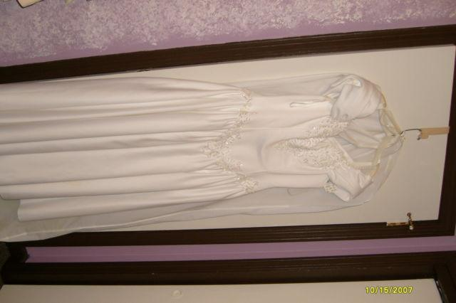 Davids Bridal Wedding Dress - Brand New
