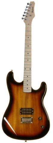 DAVISON SUNBURST ELECTRIC GUITAR