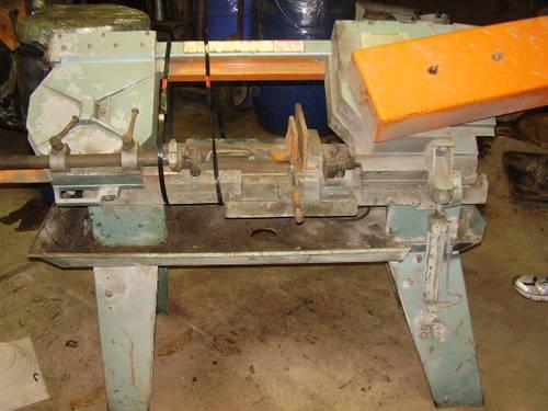 Dayton Horizontal Bandsaw Model 3z518 For Sale In