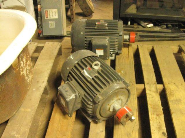 Dayton Industrial Motors Model 3kv86g For Sale In