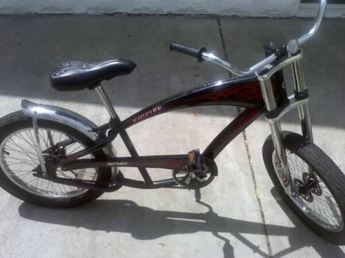Dayton Kustoms Chopper