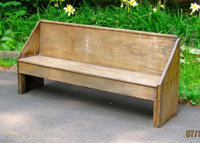Church Pew Bench For Sale 28 Images American Empire Church Pew Bench Or Settee For Sale At