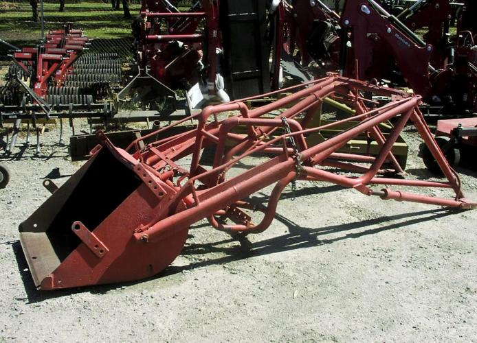 Dearborn Loader For Ford N N N Red Bluff Americanlisted