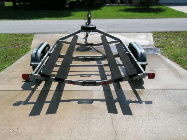 Deck Boat Trailer For Sale In Brooksville Florida