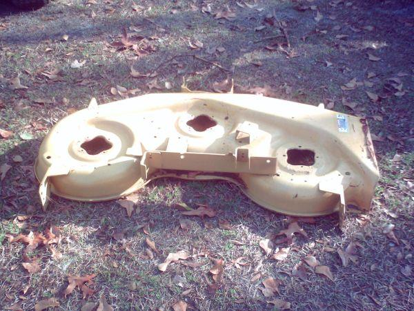 Deck Shell 50 Inch Mtd Wagener For Sale In Columbia
