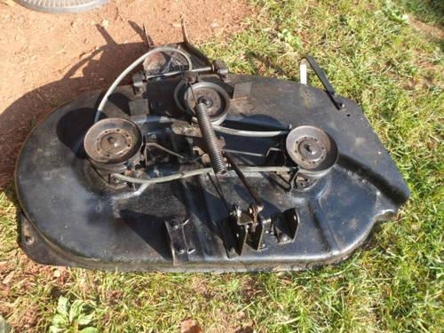 sears craftsman lt2000 lawn tractor manual