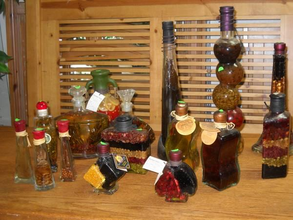 Decorative bottles $2 each