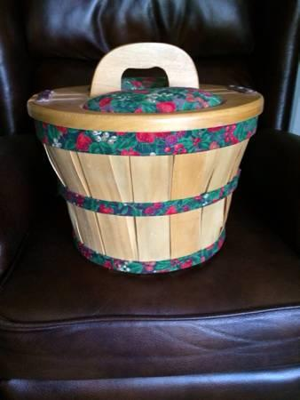 Decorative Bushel Basket