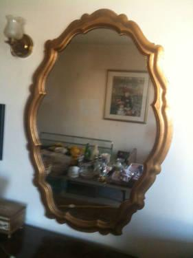 Decorative framed wall mirrors for sale in morsemere new for Decorative wall mirrors for sale