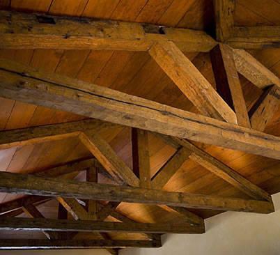 Decorative Wood Ceiling Beams, Reclaimed,Rustic Antique ...