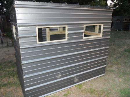 Deer Box Blinds Stands NEW METAL For Sale In