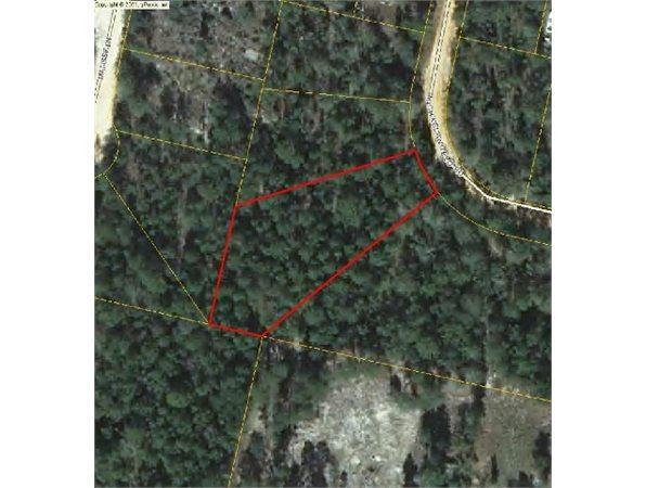 DeFuniak Springs, FL Walton Country Land 0.510000 acre